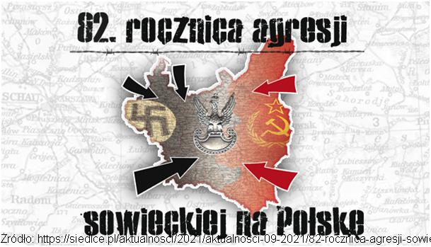 82. rocznica agresji sowieckiej naPolskę